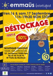 destock DAVOUT sept