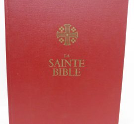 La Sainte Bible – Grand Format – André Balint – ÉDITIONS LABERGERIE