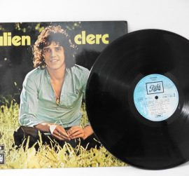 JULIEN CLERC – 33 tours, vinyle