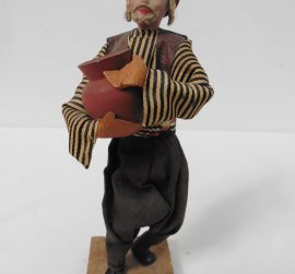 Figurine vintage à collectionner – Jerusalem Art – Fait main par SABRA (1)