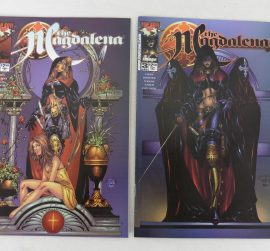 Lot de 2 Comics de The Magdalena éditions Top Cow en anglais (2)
